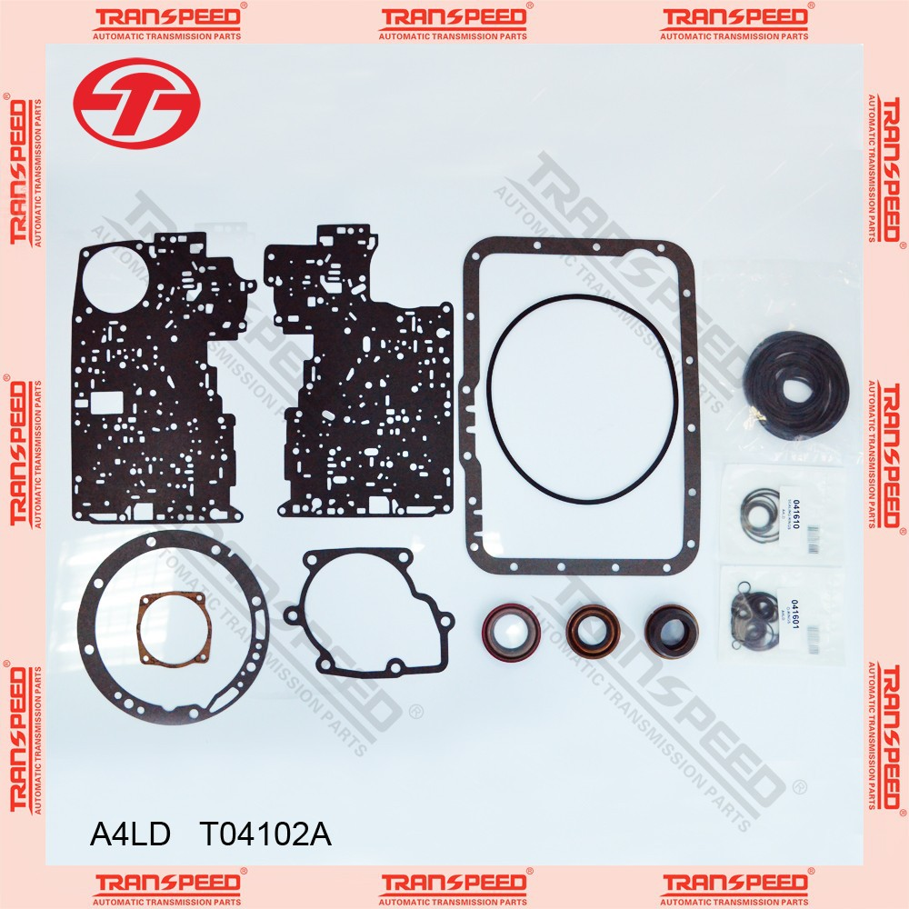 A4LD auto transmission overhaul seal kit T04102A repair Auto parts