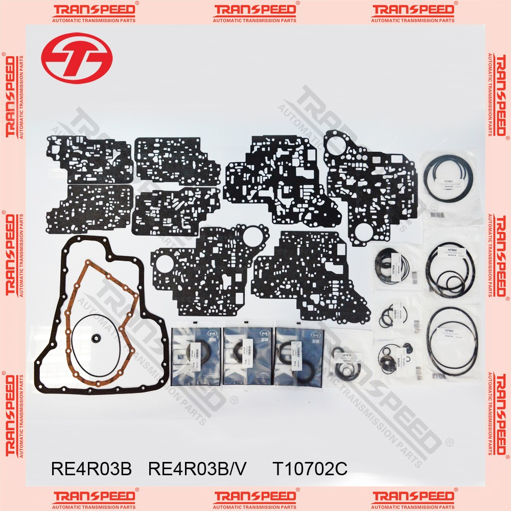RE4R03B transmission overhaul kit for TIIDA Sylphy, RE4R03B/ RE4R03V seal kit
