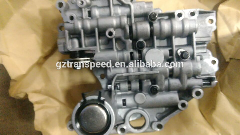 Transpeed auto parts automatic transmission valve body for