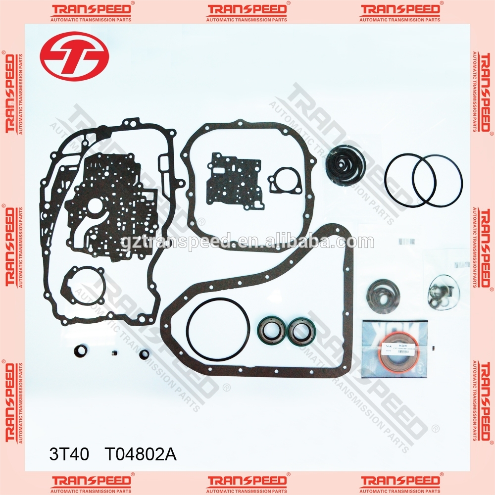 3t40 automatic transmission parts T04802A seal /overhaul kit