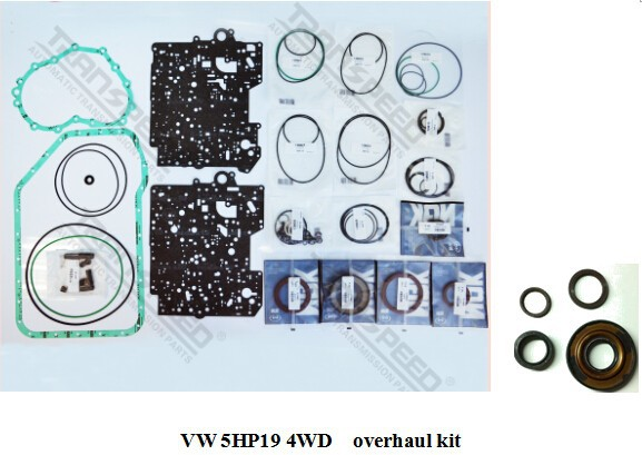 4WD 01V automatic transmission overhaul kit for Volkswagen 01V