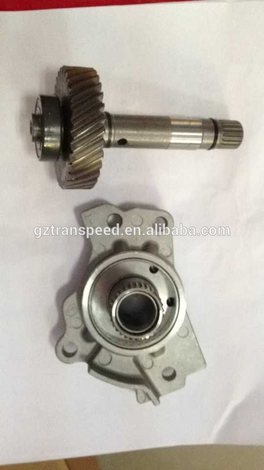 Transpeed JF015E cvt Transmission parts gearbox input shaft