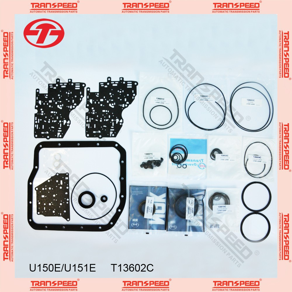 U150E U151E automatic transmission overhaul kit