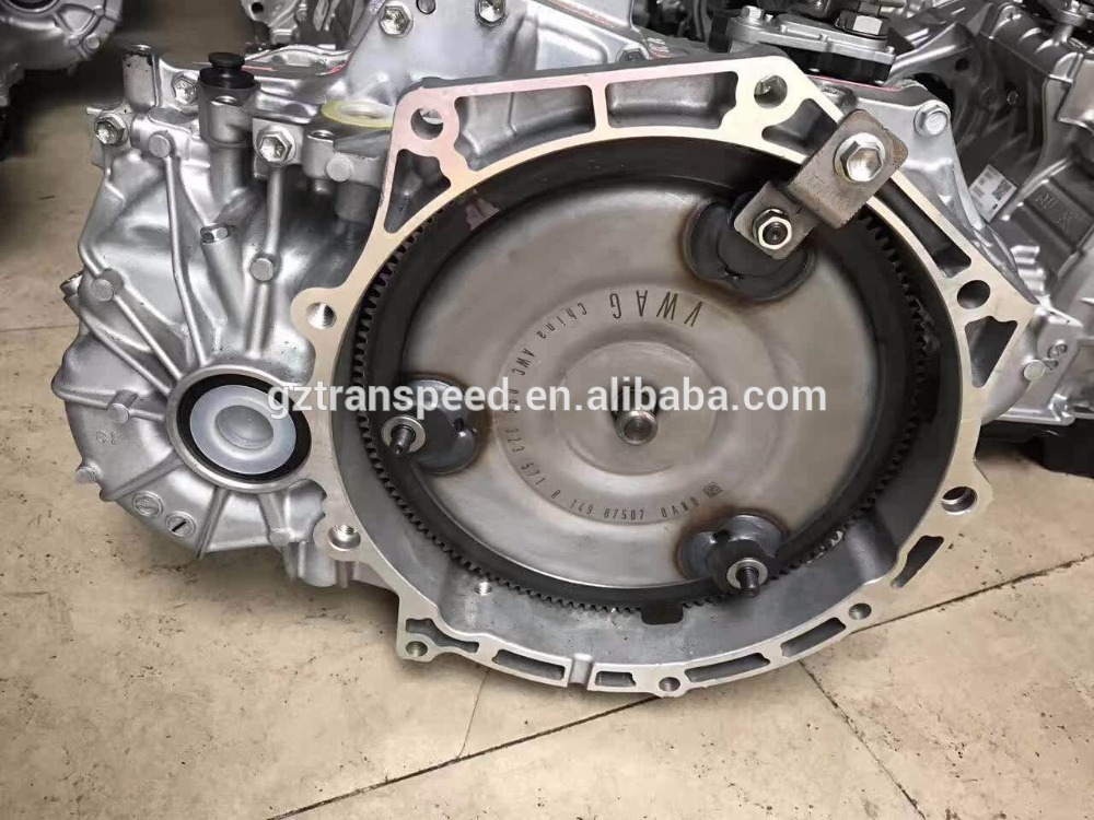 09G New gearbox completely for VW 6 speeds