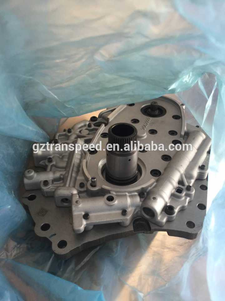 6t40 automatic transmission parts gearbox hard parts oil pump