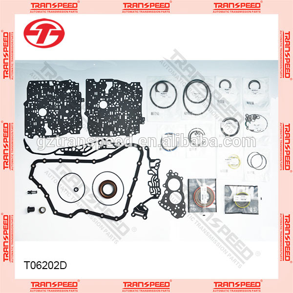 4T65E transmission overhaul kit of T06202D fit for S80-VOLVO from Transpeed.