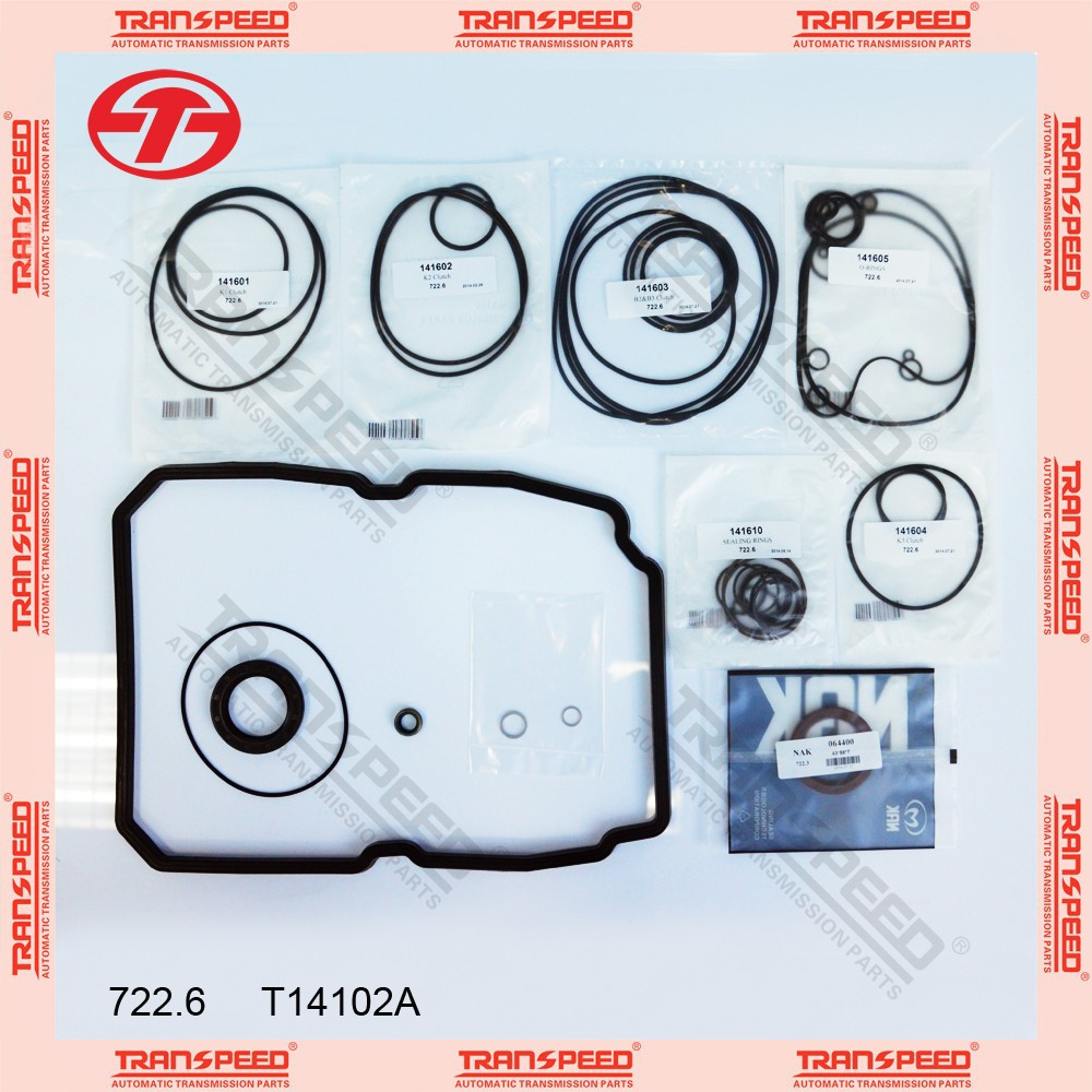 722.6 automatic transmission overhaul kit for Mercedes