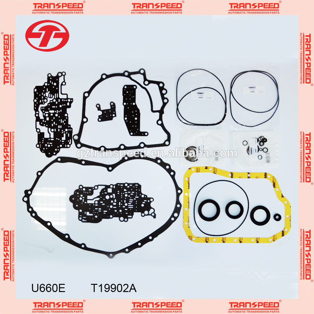 transpeed U660E automatic transmission overhual kit transmission parts ( 6WD/4WD) Featured Image