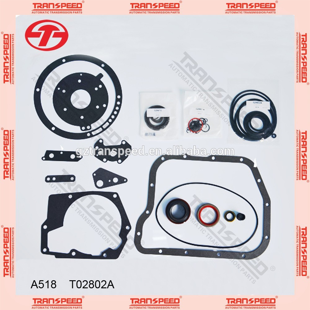 Transpeed A518 Overhaul Kit Auto Transmission Parts Repair Kit T02802A for DODGE