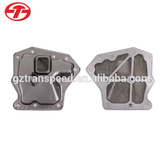 Transpeed auto transmission parts RE4F04A gearbox oil filter