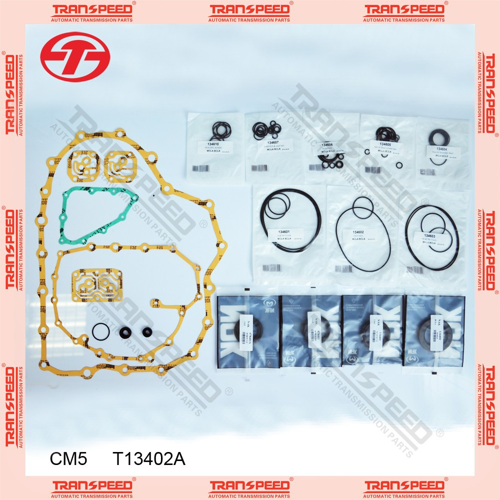 TRANSPEED CM5 B7XA T13402A Automatic transmission overhaul kit gasket kit