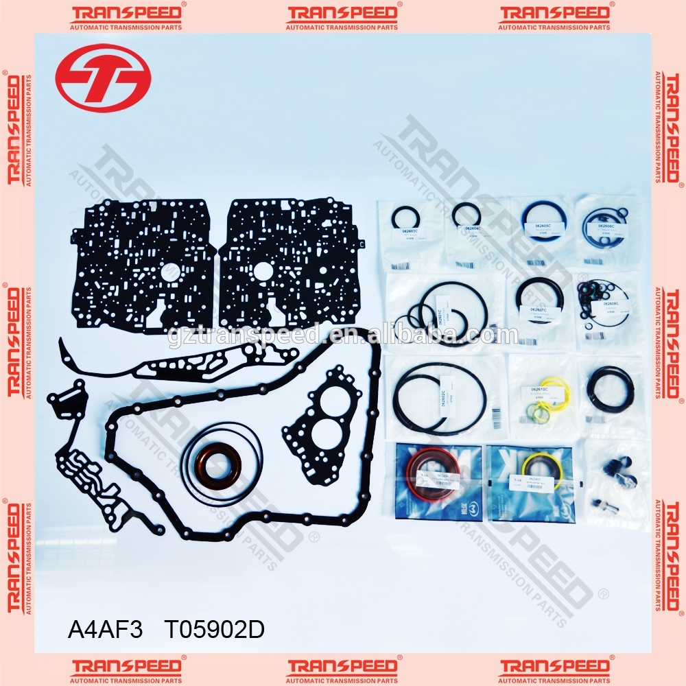 A4CF2 cvt transmission automatic overhaul kit transpeed T26502A seal gasket kit atv transmission gearbox