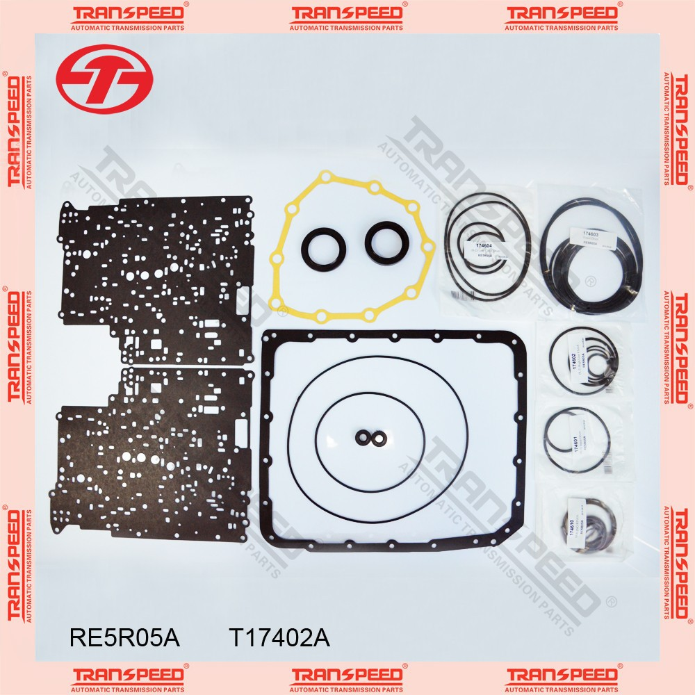 TRANSPEED RE5R05A T17402A Automatic transmission overhaul gasket kit