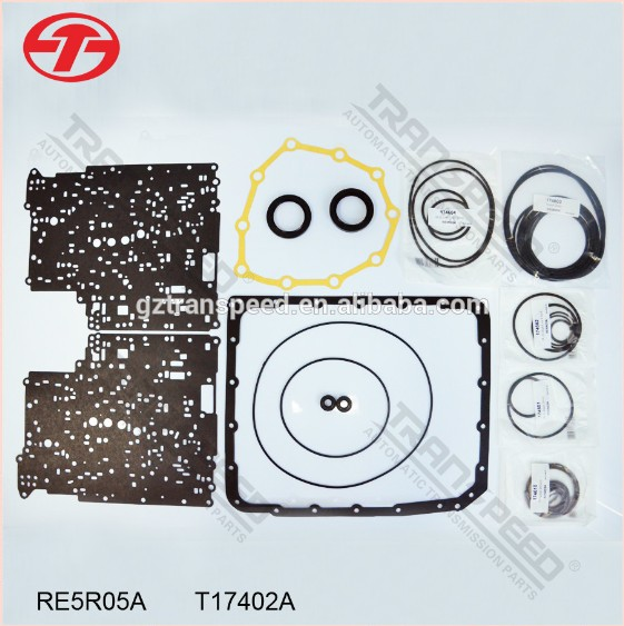 Transpeed RE5R05A automatic transmission overhaul kit 05A seal kit