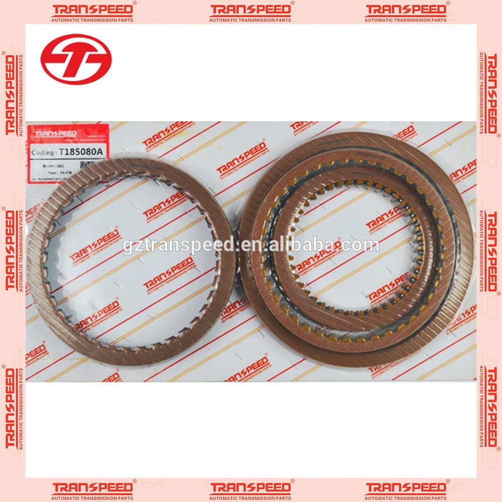 TR60-SN 09D automatic transmission friction plate kit for VW,T185080A, Transpeed