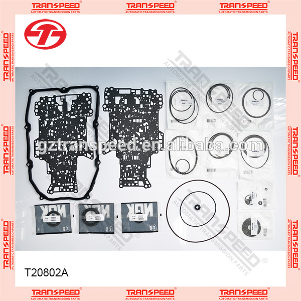 Transpeed AA80E overhaul kit seal ring set valve body gasket parts factory