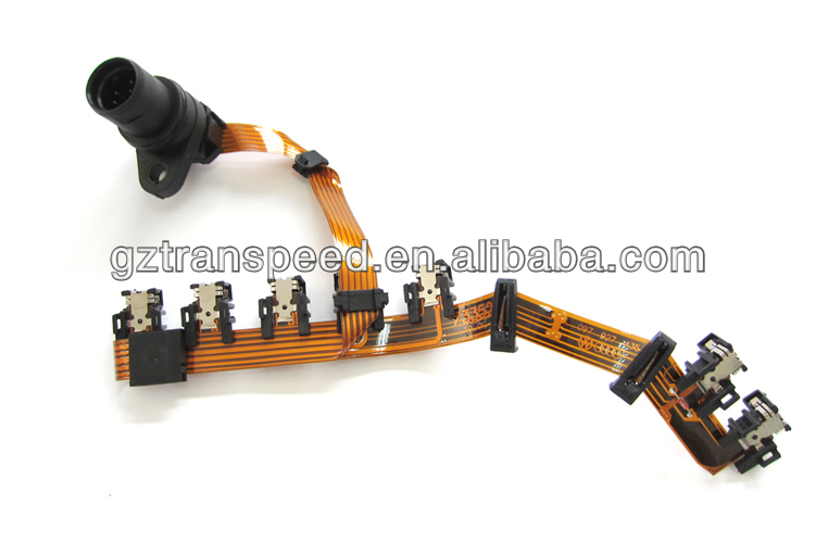 01N for Volkswagen auto transmission wire harness