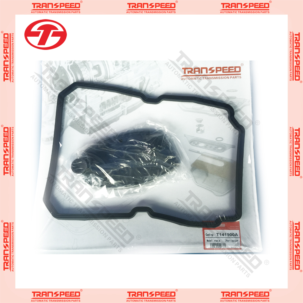 Transpeed 722.6 automatic transmission service kit oil filter gasket kit for ben z Featured Image