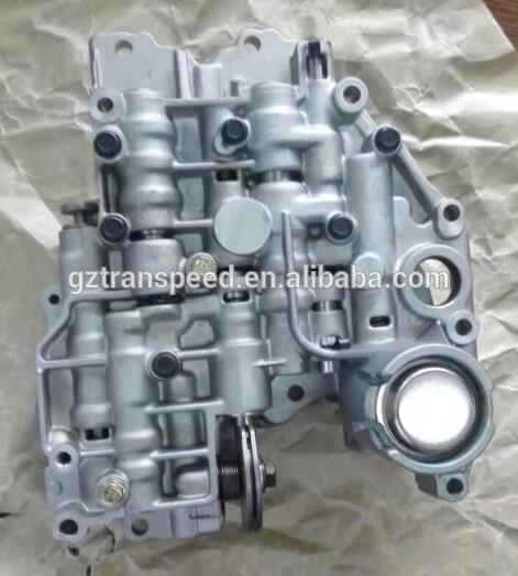 Transpeed automatic tranmission valve body