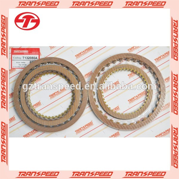 Hot sale automatic Transpeed transmission parts 5HP24 friction kit clutch plate disc
