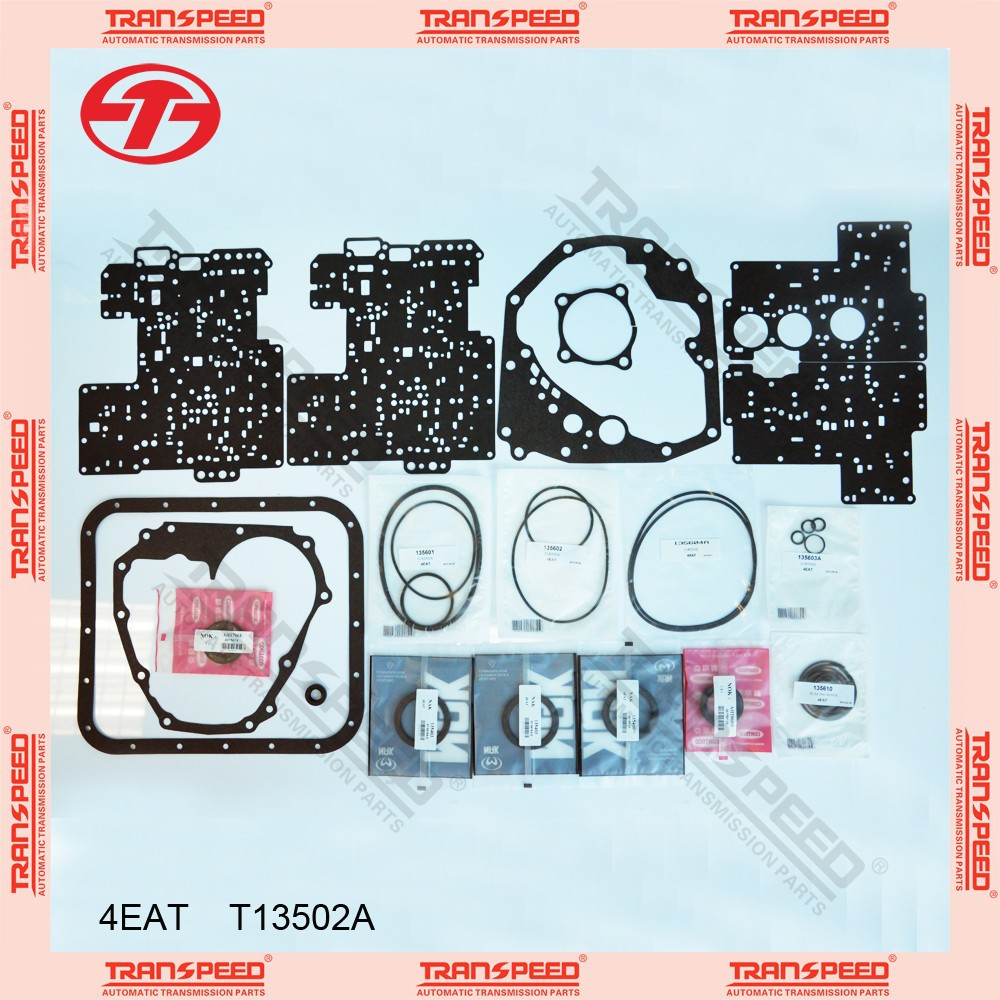 Automatic transmission overhaul repair gasket kit 4EAT T13502A TRANSPEED