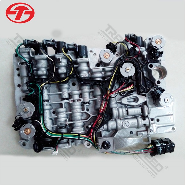 Auto transmission parts BTR 6 speed M78 new and original valve body for Ssangyong