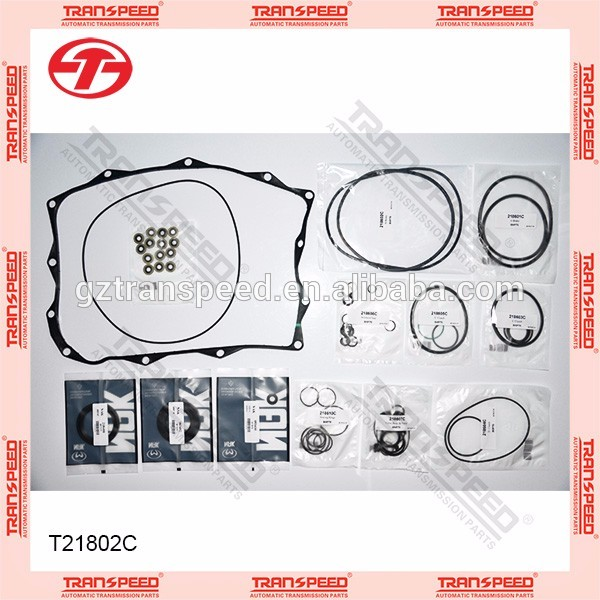 8HP70 gearbox transmission overhaul kit for transpeed