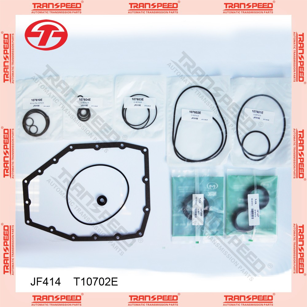 TRANSPEED JF414 T10702E Automatic transmission overhaul gasket kit