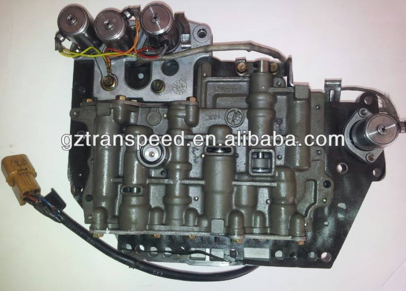 automatic transmission F4A232 valve body ,auto oil valve body for Mitsubishi Featured Image
