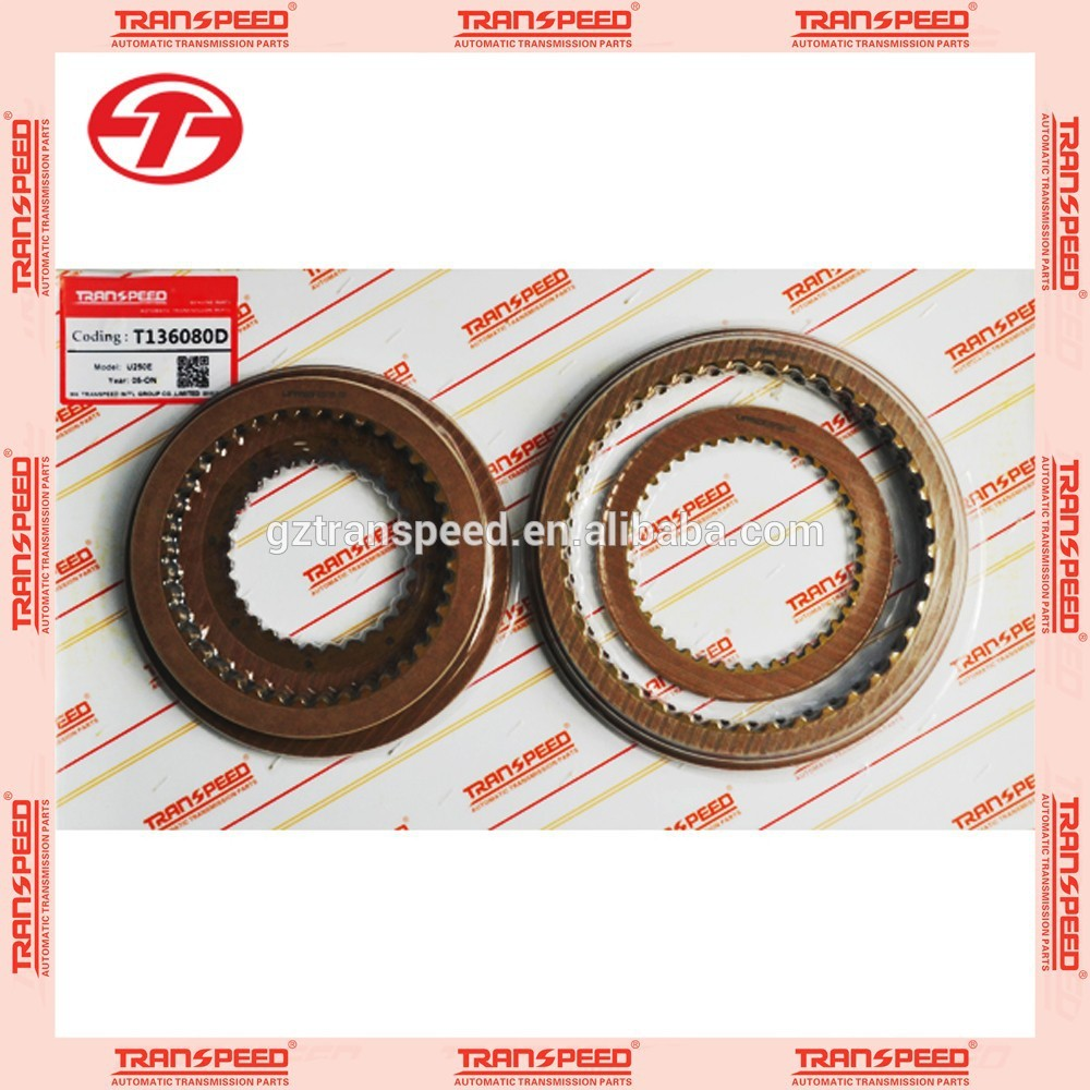 U250E Friction Mod Gearbox lintex transmission friction plate For CAMRY.