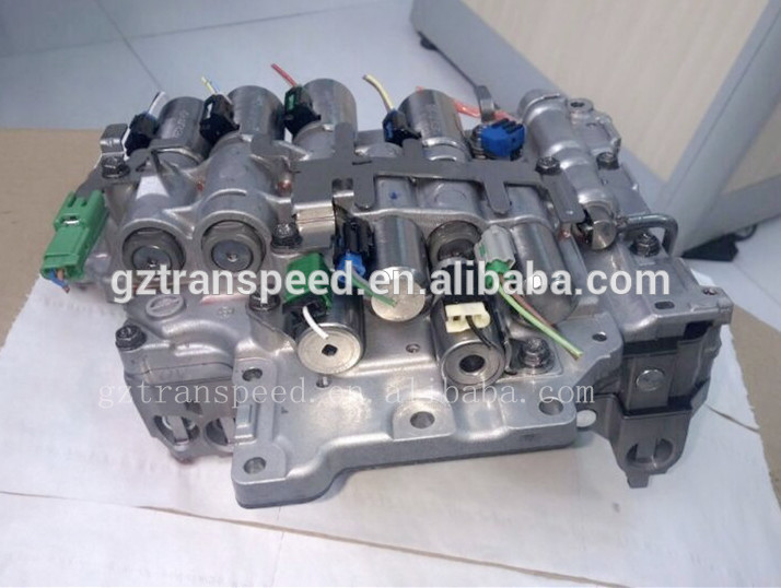 TF81 Automatic transmission valve body for Mondeo