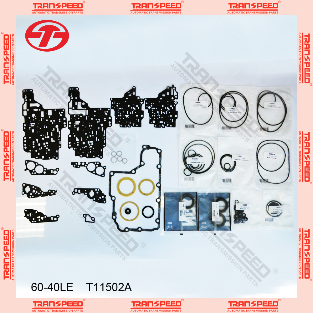 automatic transmission overhaul rebuild kit ,transmission:60-40LE,auto repair rebuild overhaul kit