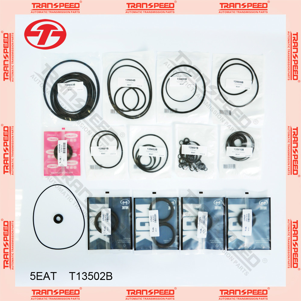 5eat automatic transmission repair seal kit T13502b fit for transmission parts