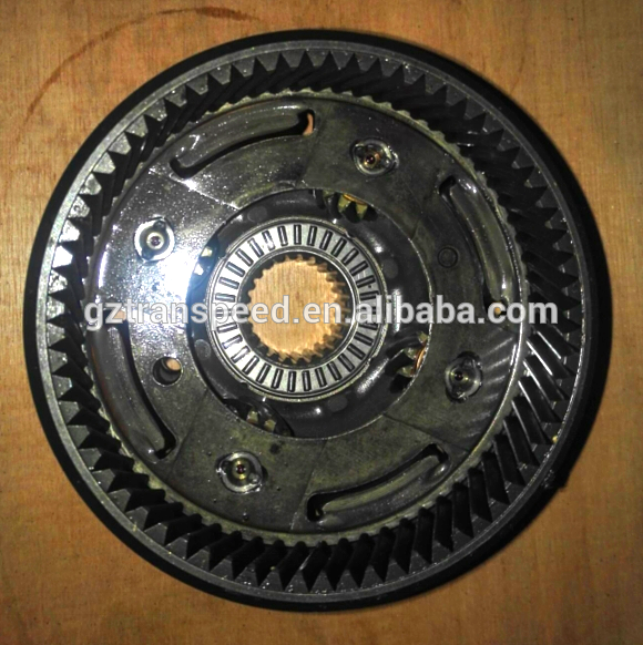 RE4F03A automatic transmission hard parts for Nissan