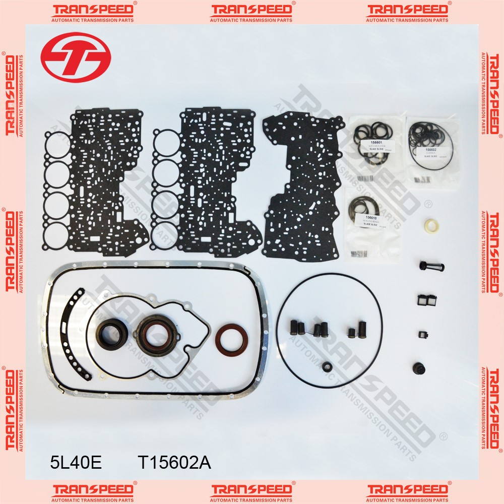 5L40E automatic transmission overhaul kit with NAK seals from Transpeed.