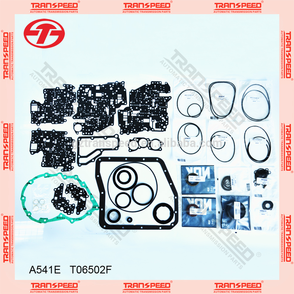 automatic transmission overhaul kit FOR transmission no:A541E,auto