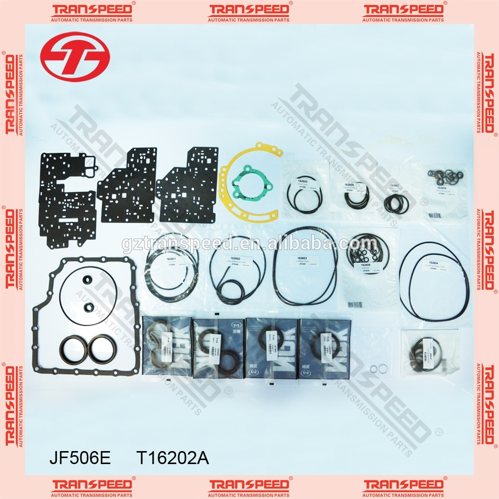 the russian auto parts Transpeed JF506E Automatic transmission overhaul kit gasket kit