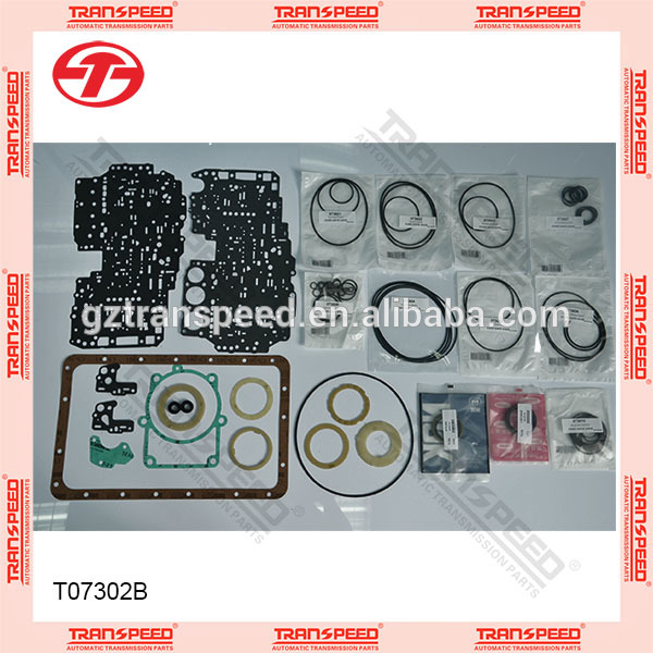 Transpeed A341E transmission overhaul kit with NAK oil seal T07302B.