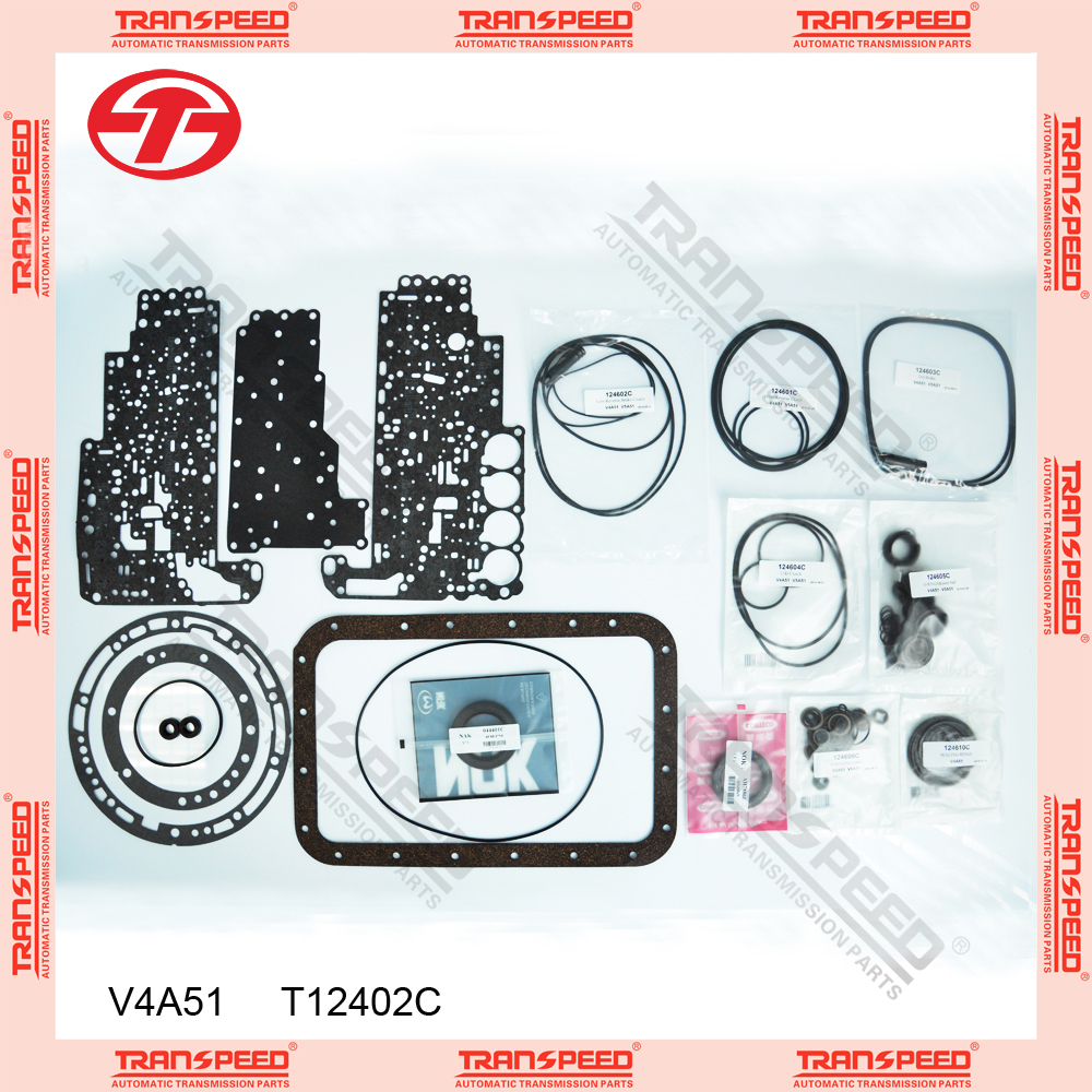 TRANSPEED V4A51 T12402C Automatic transmission overhaul kit gasket kit
