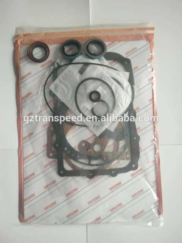 Transpeed A404, A413, A670 transmission overhaul kit T04502A auto seal kit repair gasket kit
