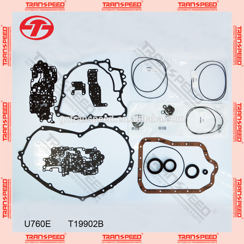Transpeed U760E Transmission overhaul Kit gasket kit for spare parts Featured Image