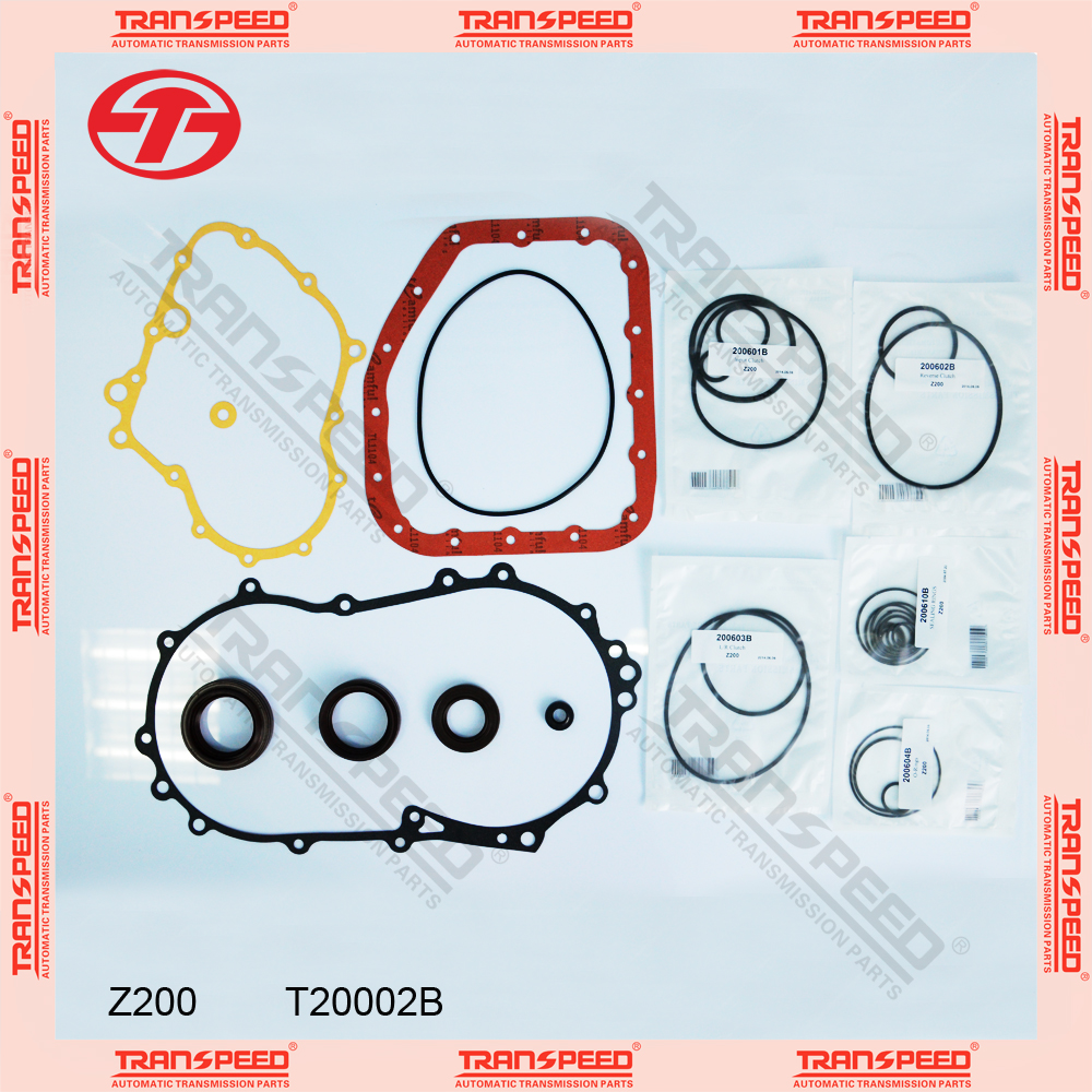 TRANSPEED Z200 4 speed T20002B Automatic transmission overhaul kit gasket kit for GEELY Featured Image