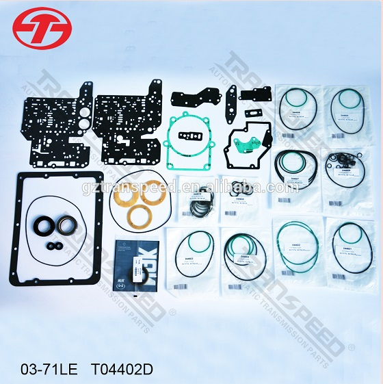 Full set 03-71LE overhaul kit for guangzhou transpeed transmission parts