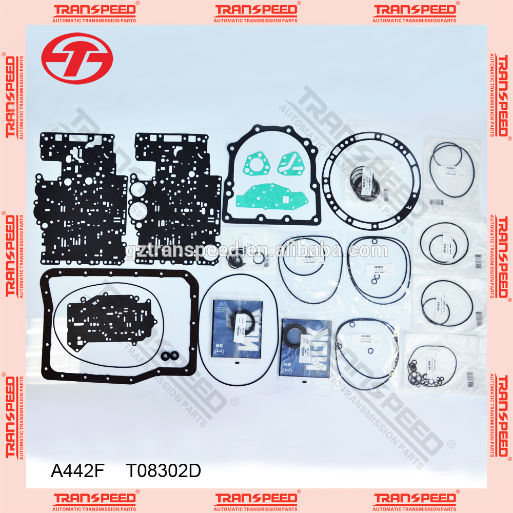 Transpeed A442F auto transmission parts gear box repair kit