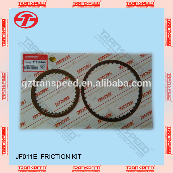 JF011E/ RE0F10A CVT transmission friction kit