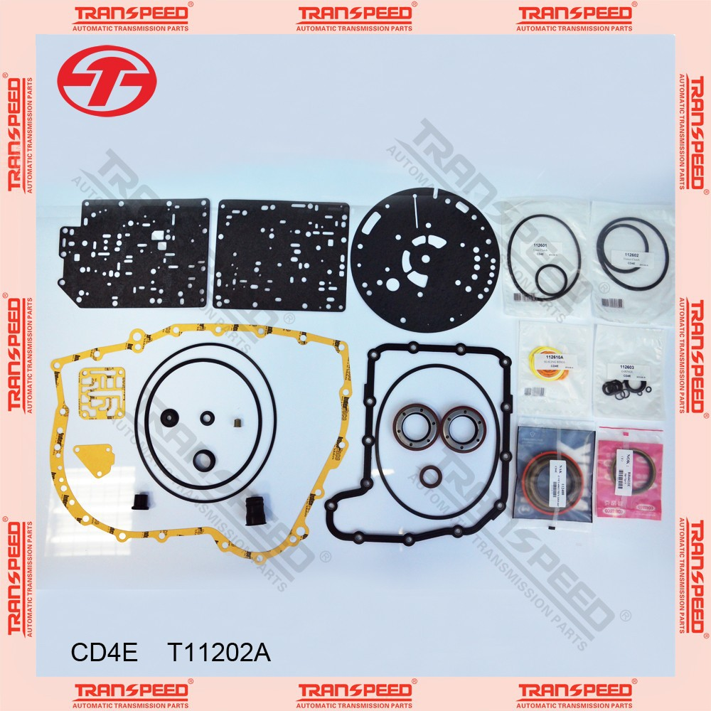 TRANSPEED CD4E T11202A Automatic transmission overhaul kit gasket kit