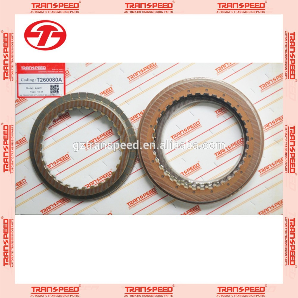 A6MF1 Automatic Transmission friction Kit clutch disc plate.