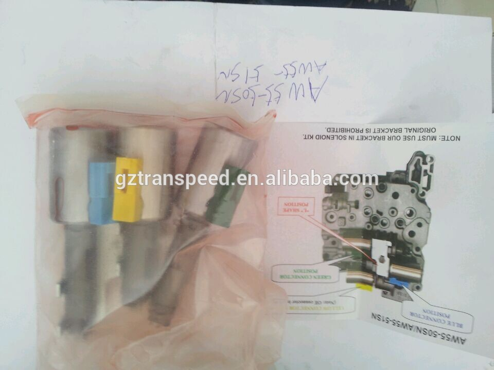 AW55 Series Linear Pressure Solenoid AW55-50 factory and