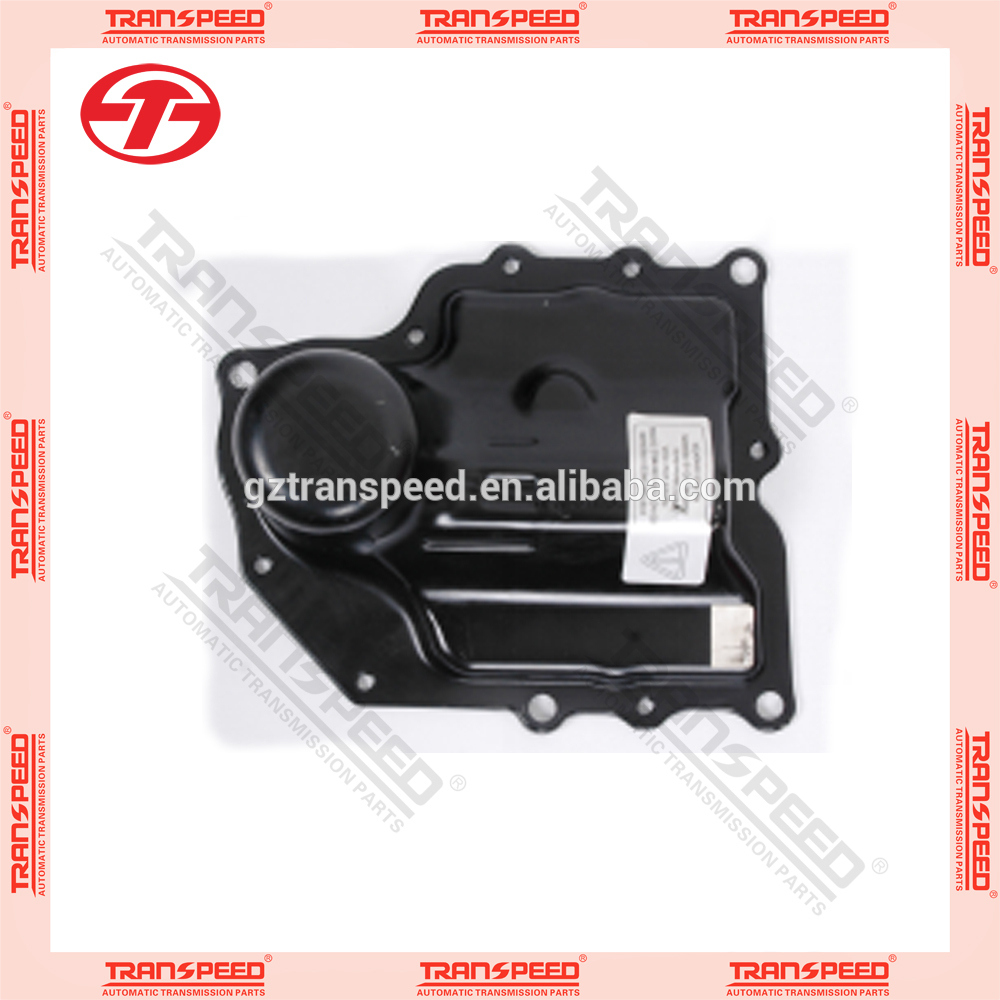 OAM DQ250 7 speed automatic transmission oil pan metal plate fit for audi.