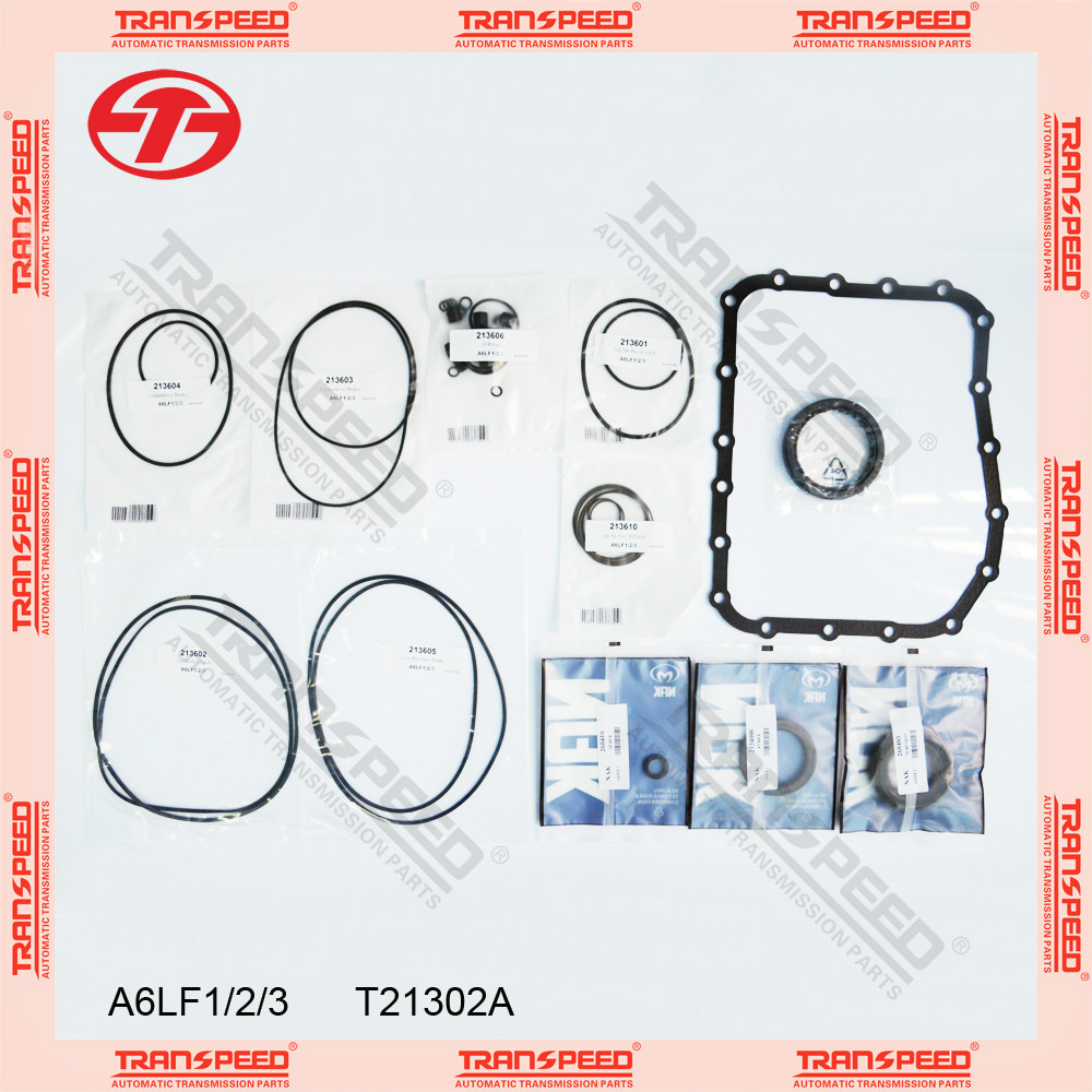 a6lf1 auto transmission gasket kit T21302a fit for hyundai auto transmission parts